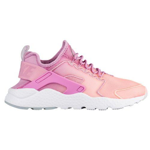 (取寄)Nike ナイキ レディース エア ハラチ ラン ウルトラ Nike Women's Air Huarache Run Ultra Orchid Orchid Sunset Flow White Glacier Blue