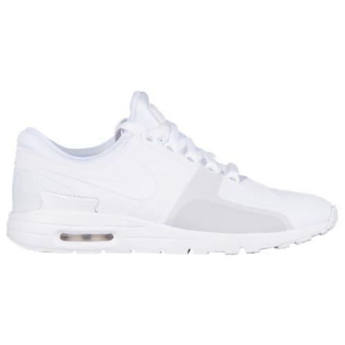 (取寄)Nike ナイキ レディース エア マックス ゼロ Nike Women's Air Max Zero Pure Platinum Pure Platinum Black White