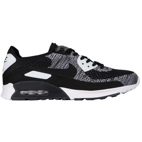 (取寄)Nike ナイキ レディース エア マックス 90 ウルトラ 2.0 フライニット Nike Women's Air Max 90 Ultra 2.0 Flyknit Black Black White