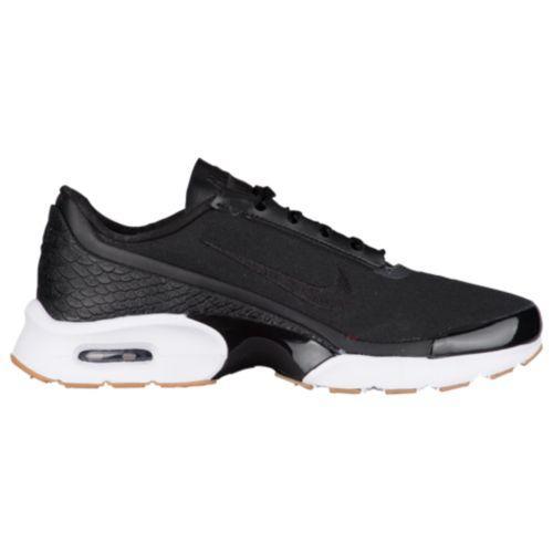 (取寄)Nike ナイキ レディース エア マックス ジュエル SE Nike Women's Air Max Jewell SE Black Black Gum Yellow White