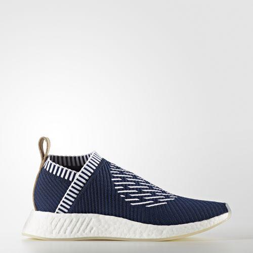 (取寄)アディダス オリジナルス メンズ エヌエムディー プライムニット シューズ adidas originals Men's NMD_CS2 Primeknit Shoes Collegiate Navy / Running White Ftw / St Pale Nude