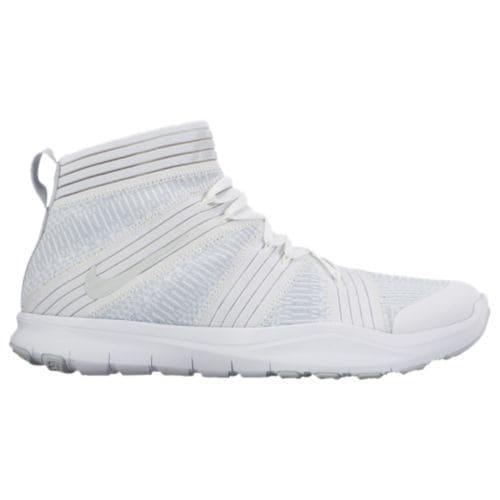 (取寄)ナイキ メンズ フリー トレイン バーチュー Nike Men's Free Train Virtue White Pure Platinum Volt