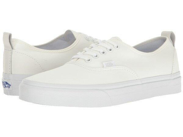 (取寄)Vans(バンズ) スニーカー オーセンティック PT ユニセックス メンズ レディース Vans Unisex Authentic PT True White/True White