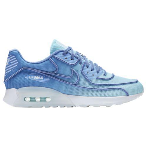 (取寄)Nike ナイキ レディース エア マックス 90 ウルトラ 2.0 ブリーズ Nike Women's Air Max 90 Ultra 2.0 Breathe Still Blue Still Blue Polarized Blue White