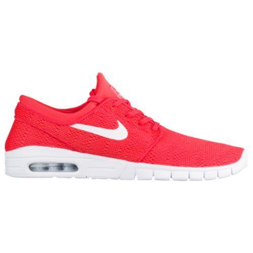 (取寄)NIKE ナイキ メンズ エスビー ステファン ジャノスキー マックス スニーカー スケートボード Nike Men's SB Stefan Janoski Max Track Red White