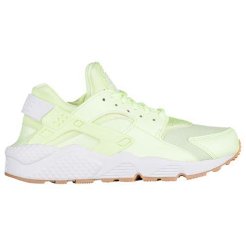 (取寄)Nike ナイキ レディース エア ハラチ Nike Women's Air Huarache Barely Volt White Gum Yellow