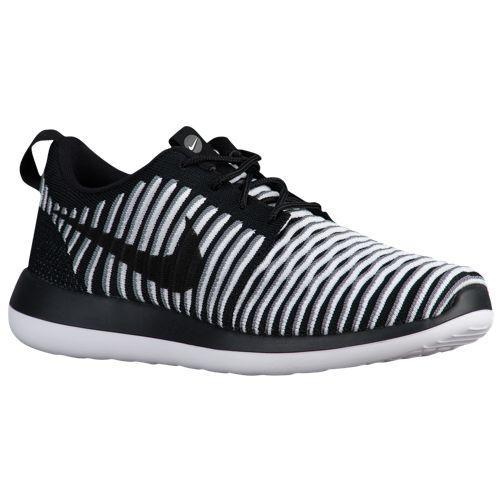 (取寄)Nike ナイキ レディース ローシ 2 フライニット Nike Women's Roshe Two Flyknit Black Black White Cool Grey