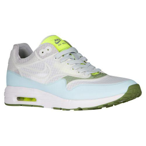 (取寄)Nike ナイキ レディース エア マックス 1 ウルトラ 2.0 SI Nike Women's Air Max 1 Ultra 2.0 SI White Pure Platinum Volt Palm Green