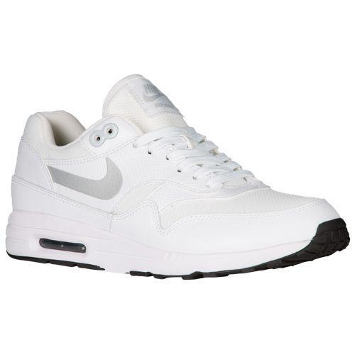 (取寄)Nike ナイキ レディース エア マックス 1 ウルトラ 2.0 Nike Women's Air Max 1 Ultra 2.0 White Metallic Platinum Black White