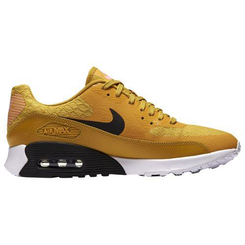 (取寄)Nike ナイキ レディース エア マックス 90 ウルトラ 2.0 Nike Women's Air Max 90 Ultra 2.0 Gold Dart Black White Bright Melon