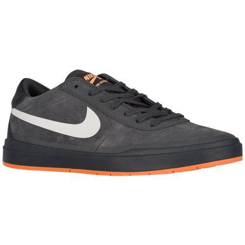 (取寄)ナイキ メンズ エスビー ブルイン ハイパーフィール Nike Men's SB Bruin Hyperfeel Anthracite Clay Orange White