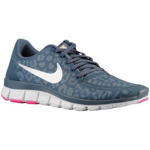 (取寄)Nike ナイキ レディース フリー 5.0 V4 Nike Women's Free 5.0 V4 Dk Armory Blue Laser Orange Pink Foil Met Silver