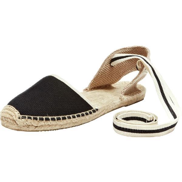 (取寄)ソルドス レディース クラシック サンダル Soludos Women Classic Sandal Black