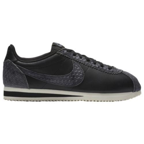 (取寄)Nike ナイキ レディース スニーカー クラシック コルテッツ Nike Women's Classic Cortez Black Black Sail