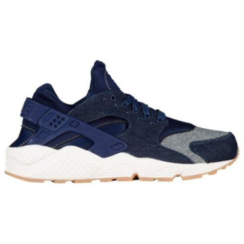 (取寄)Nike ナイキ レディース エア ハラチ Nike Women's Air Huarache Binary Blue Muslin Sail Gum Light Brown