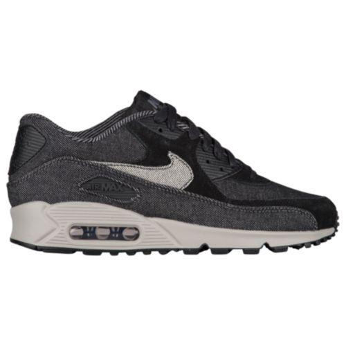 (取寄)Nike ナイキ レディース エア マックス 90 Nike Women's Air Max 90 Black Black Dark Grey Cobblestone