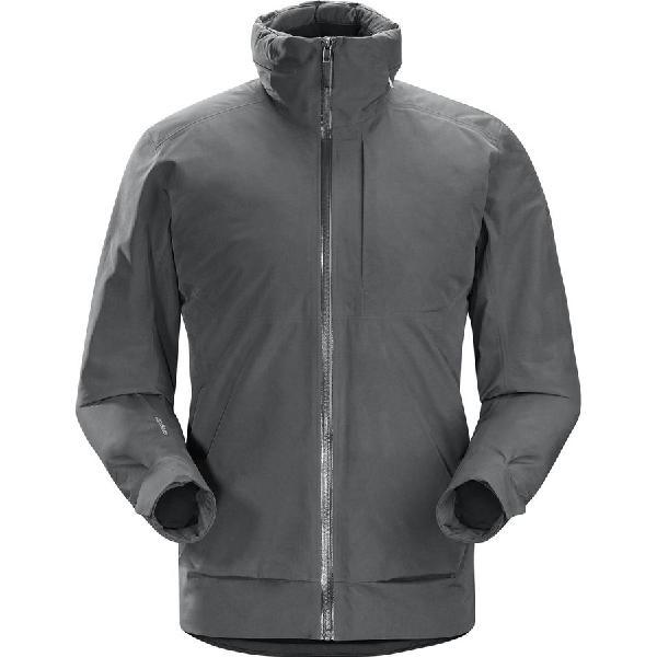 (取寄)アークテリクス メンズ エイムス インサレーテッド ジャケット Arc'teryx Men's Ames Insulated Jacket Carbon Steel
