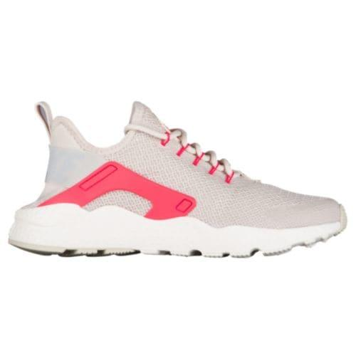 (取寄)Nike ナイキ レディース エア ハラチ ラン ウルトラ Nike Women's Air Huarache Run Ultra Light Orewood Brown Siren Red Sail