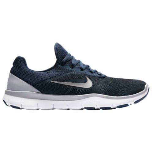 (取寄)ナイキ メンズ フリー トレーナー V7 Nike Men's Free Trainer V7 College Navy Chrome Wolf Grey White