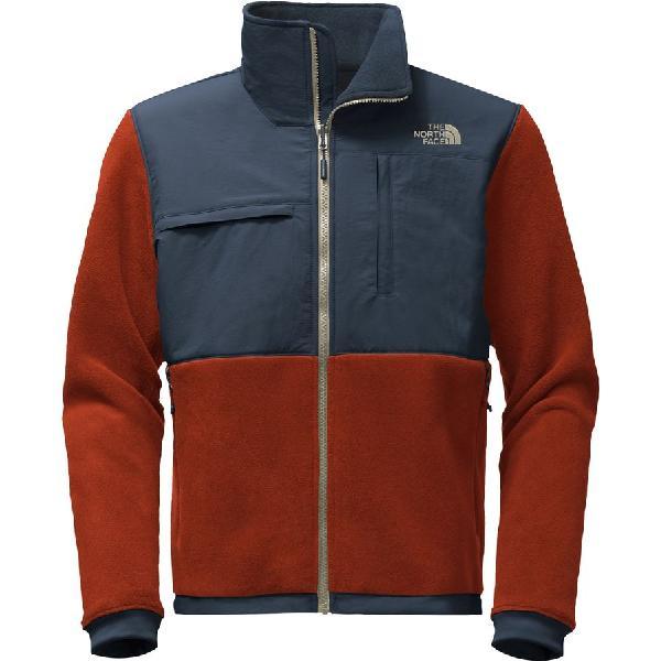 (取寄)ノースフェイス メンズ デナリ 2 フリース ジャケット The North Face Men's Denali 2 Fleece Jacket Recycled Brandy Brown/Urban Navy