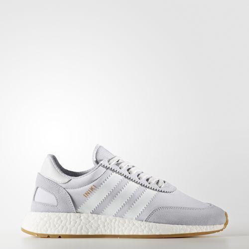 (取寄)アディダス オリジナルス レディース イニキ ランナー シューズ adidas originals Women Iniki Runner Shoes Grey  /  Running White