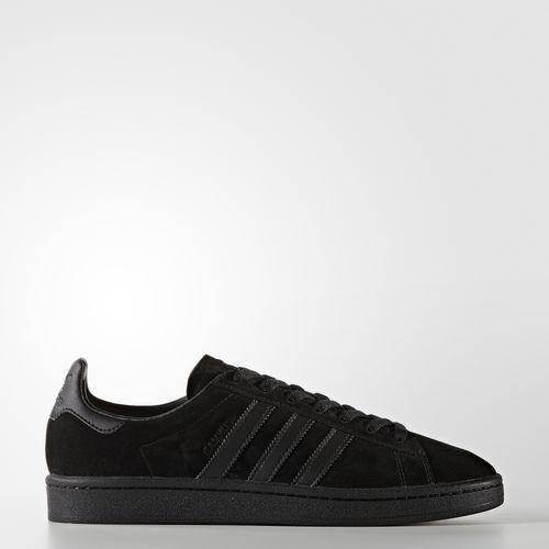 (取寄)アディダス オリジナルス メンズ キャンパス シューズ adidas originals Men's Campus Shoes Core Black  /  Core Black