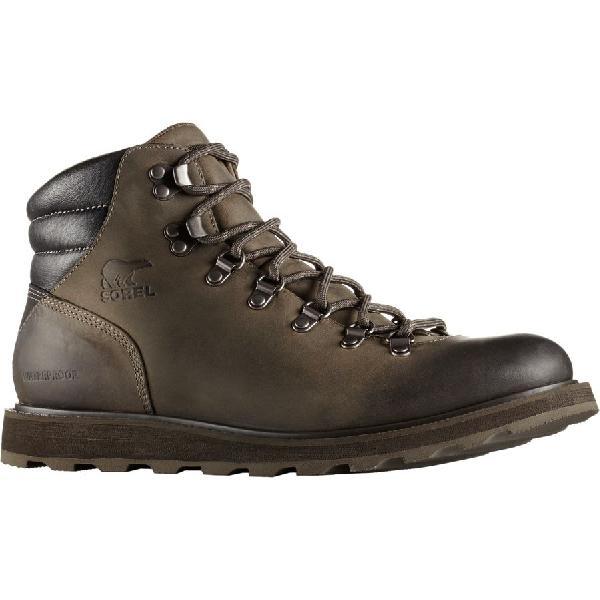 (取寄)ソレル メンズ マドソン ハイカー ブーツ Sorel Men's Madson Hiker Boot Major/Buffalo