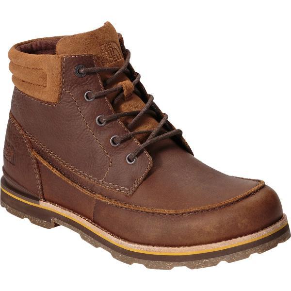 (取寄)ノースフェイス メンズ ブリッジトン チャッカ ブーツ The North Face Men's Bridgeton Chukka Boot Bone Brown/Arrowwood Yellow