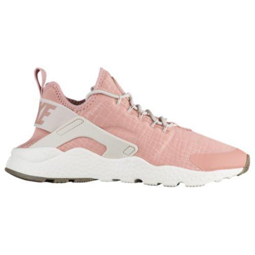 (取寄)Nike ナイキ レディース エア ハラチ ラン ウルトラ Nike Women's Air Huarache Run Ultra Particle Pink Light Bone Summit White