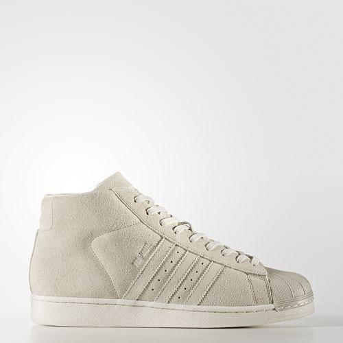 (取寄)アディダス オリジナルス メンズ プロ モデル スニーカー adidas originals Men's Pro Model Shoes Clear Brown  /  Black  /  Running White