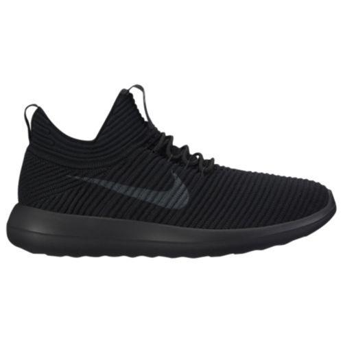 (取寄)Nike ナイキ レディース ローシ 2 フライニット 2 Nike Women's Roshe Two Flyknit 2 Black Dark Grey