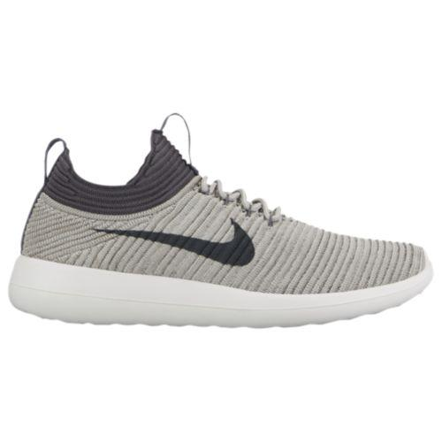 (取寄)Nike ナイキ レディース ローシ 2 フライニット 2 Nike Women's Roshe Two Flyknit 2 Pale Grey Dark Grey Summit White