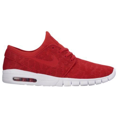 (取寄)Nike ナイキ メンズ エスビー ステファン ジャノスキー マックス Nike Men's SB Stefan Janoski Max University Red University Red White