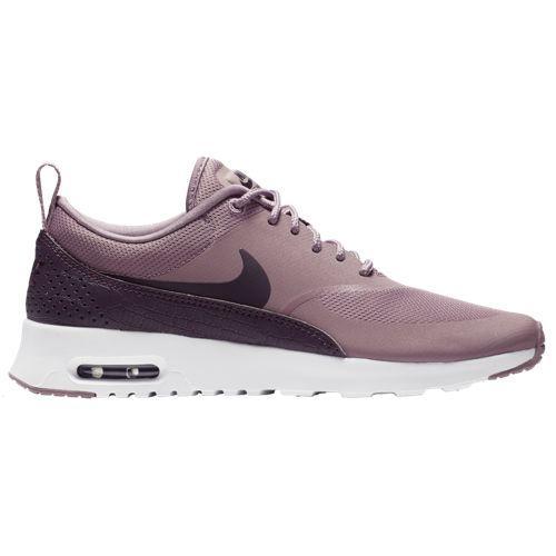 (取寄)Nike ナイキ レディース エア マックス シア スニーカー Nike Women's Air Max Thea Taupe Grey Port Wine White