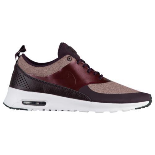 (取寄)Nike ナイキ レディース エア マックス シア スニーカー Nike Women's Air Max Thea Port Wine Metallic Mahogany