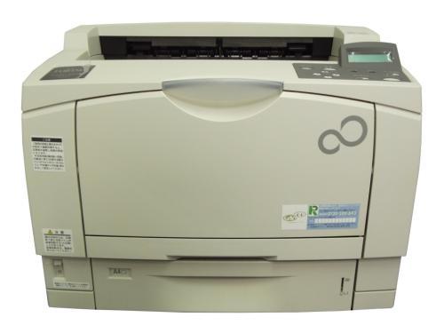 XL-9311 Fujitsu A3モノクロレーザープリンタ 20000枚【中古】