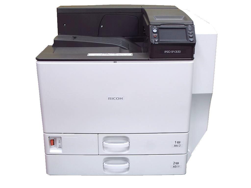 IPSIO SP C830 RICOH A3カラーレーザープリンタ【中古】