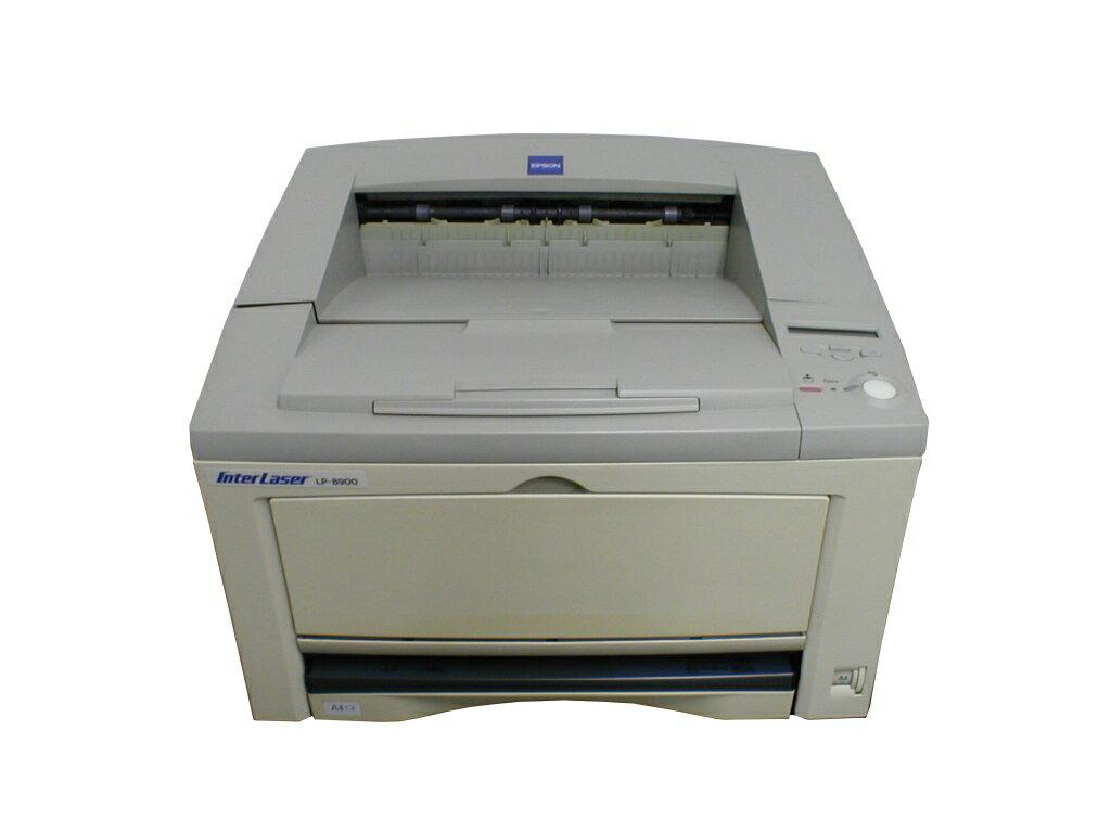 LP-8900 EPSON A3レーザープリンタ 印刷枚数31500枚以下【中古】