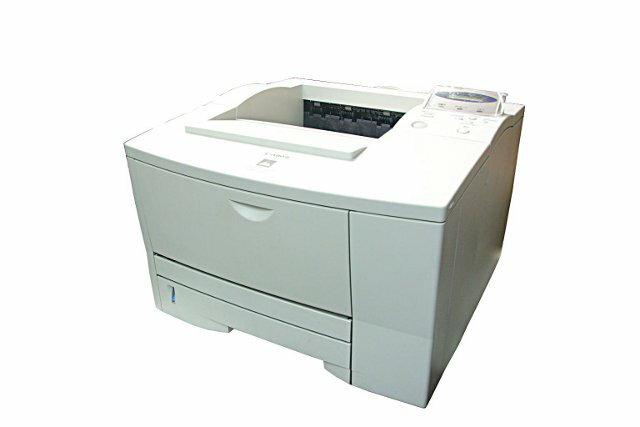 LBP-1310 CANON A4モノクロレーザープリンタ 18000枚以下【中古】