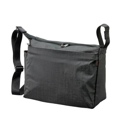 ヤマト屋 軽量シンプル角ショルダー | 街歩きバッグ | T685 ブラック/あす楽対応&5,000円以上送料無料