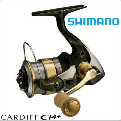 シマノ SHIMANO 12カーディフ CI4+ C2000SS