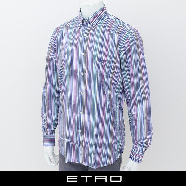 ETRO(エトロ)ストライブシャツ13864 3022 200