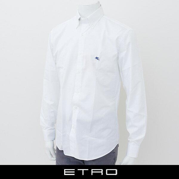 ETRO(エトロ)ボタンダウンシャツドレスシャツ13864 6044 990