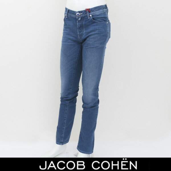 JACOB COHEN(ヤコブコーエン)ストレッチデニムJ622 COMF 08786W3 30490