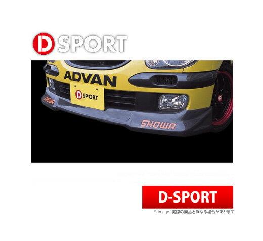 オンライン 【D-SPORT / Dスポーツ】フロントリップスポイラー / 未塗装 ストーリア 全型式 などにお勧め 品番:76801-A020 ディースポーツ