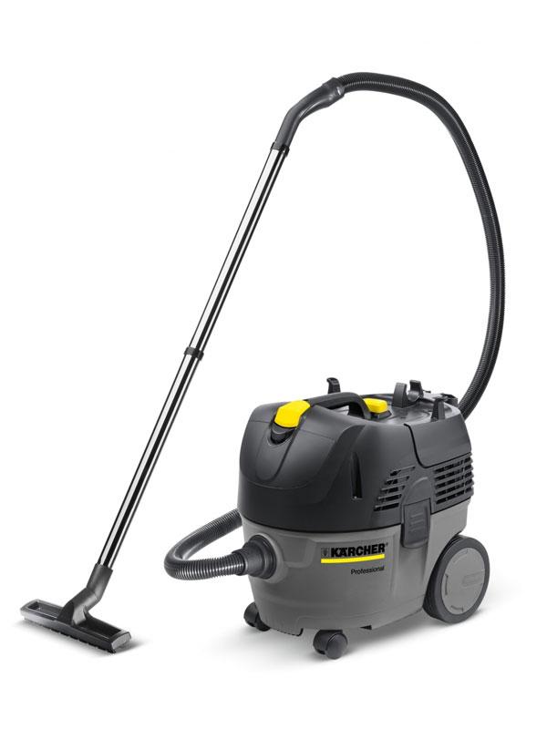 ケルヒャー『乾湿両用掃除機』NT 25/1 Ap 25L 1300W 業務用掃除機 1週間保証【中古】b06t/h17S