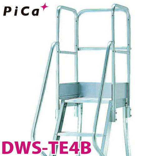 ピカ/Pica DWS用手すり 高さ900mmタイプ DWS-TE4B 適用型番:DWS-90B~180B