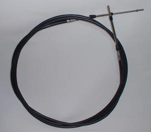 リモコンケーブル・ミリネジ・(黒)J33HPC全長7.0m