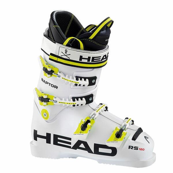 【タイムセール!6日17時~11日13時まで】HEAD〔ヘッド スキーブーツ〕<2017>RAPTOR 120 RS〔ラプター 120 RS〕/ WHITE【送料無料】【RA】