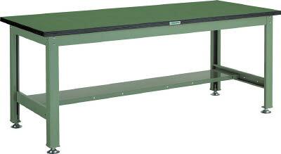 TRUSCO RDW型作業台 1800X900XH740 RDW1809/1台【2405717】